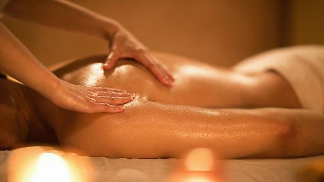 What is Hawaiian or Kahuna massage